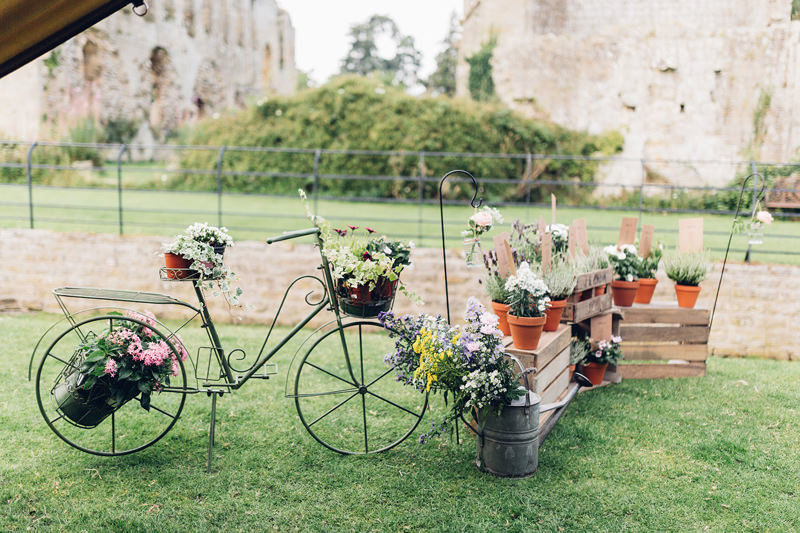 vintage boho wedding inspiration