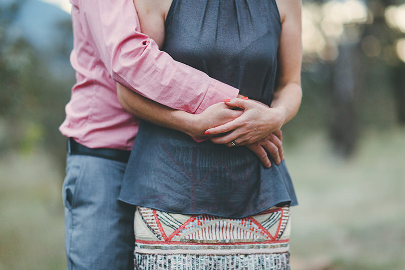natural beautiful couples session