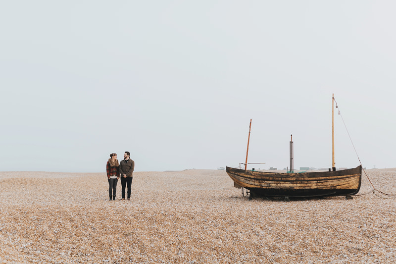 dungeness engagement photographer