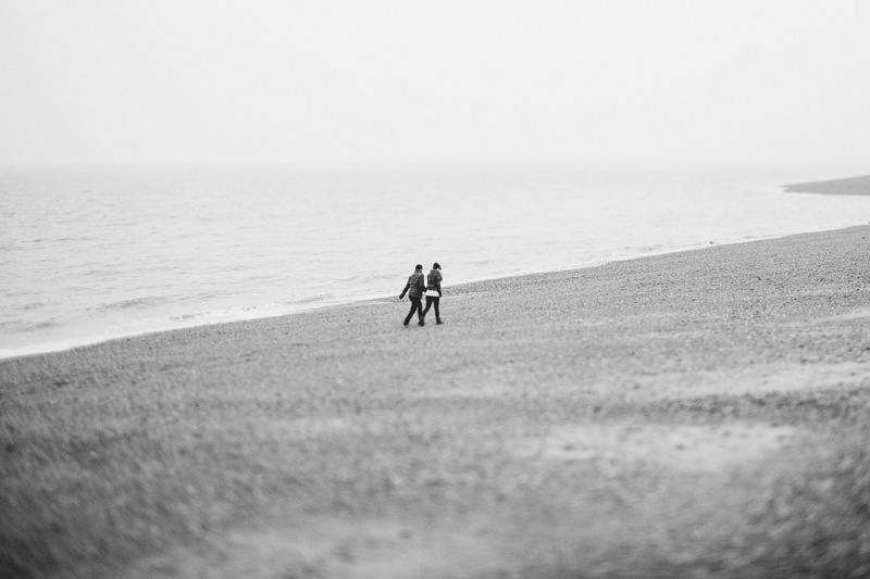 beach engagement england