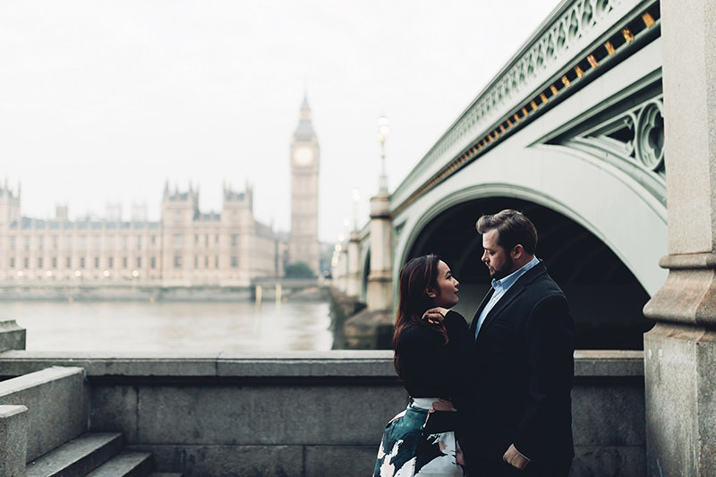 westminster engagement photographer
