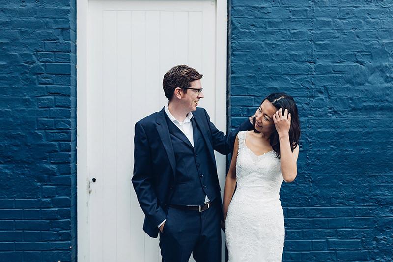 creative wedding photography canberra