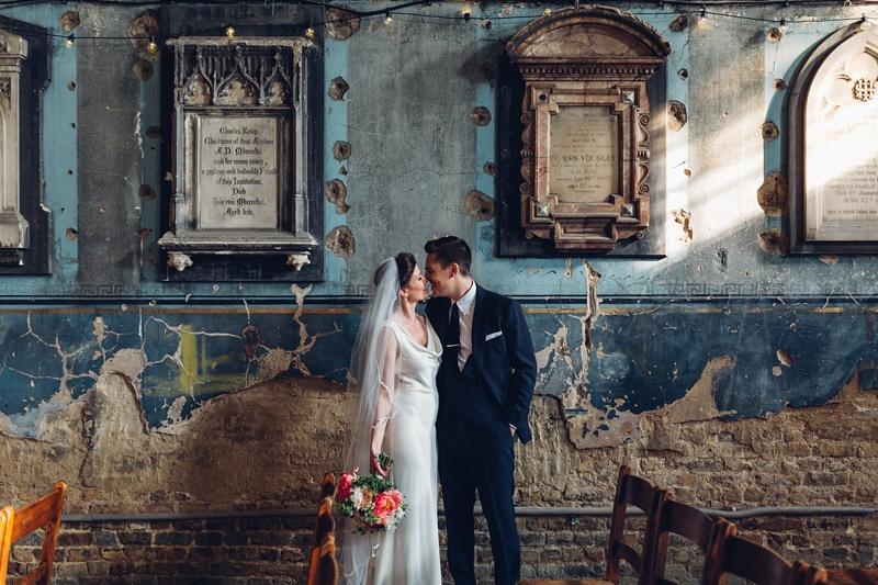 Asylum London Wedding Photographer MissGen