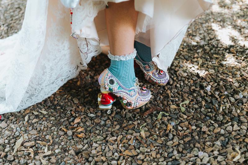 alice in wonderland wedding shoes