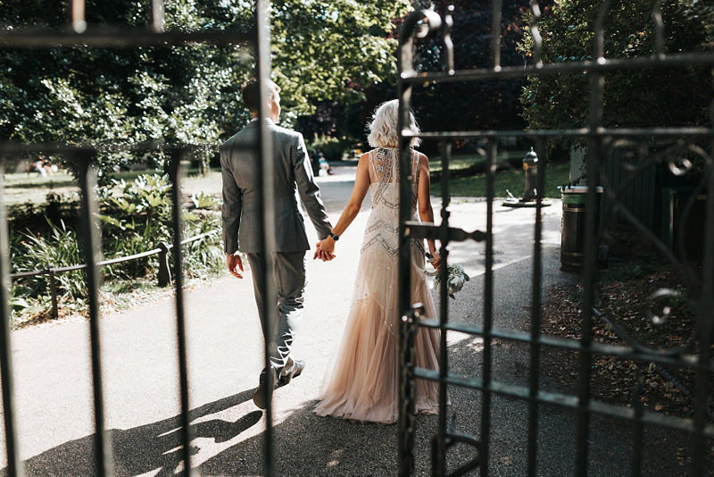 creative modern wedding photography by missgen