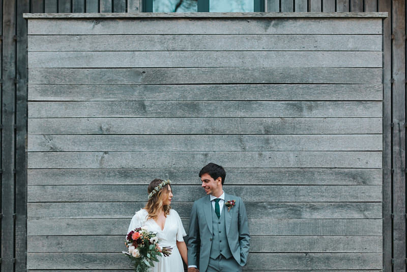 artistic wedding reportage photography