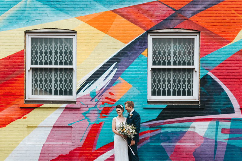 east london wedding portrait by creative modern wedding photographer missgen