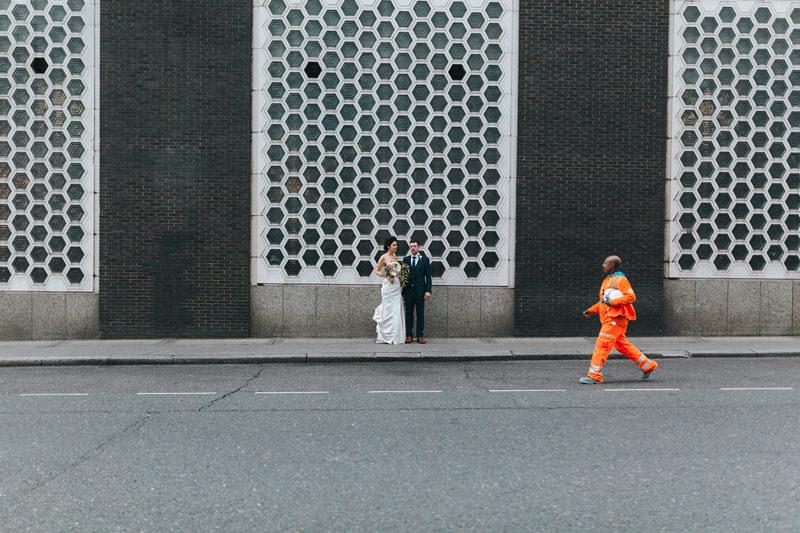 alternative modern wedding photographer
