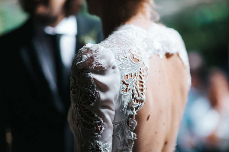 inbal dror lace detail dress by wedding photographer miss gen