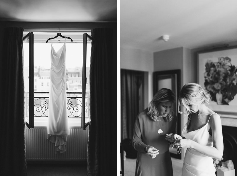 savile club wedding photographer