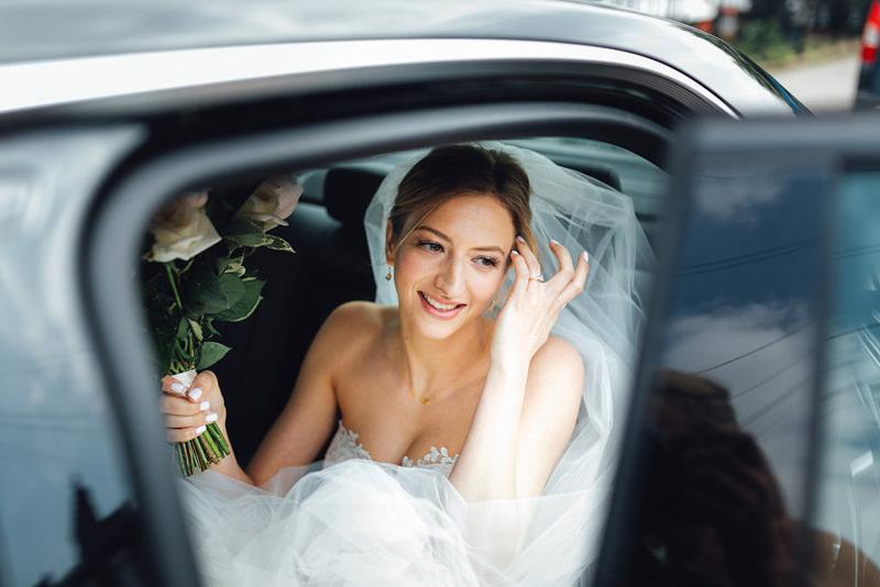 real emotional wedding photography
