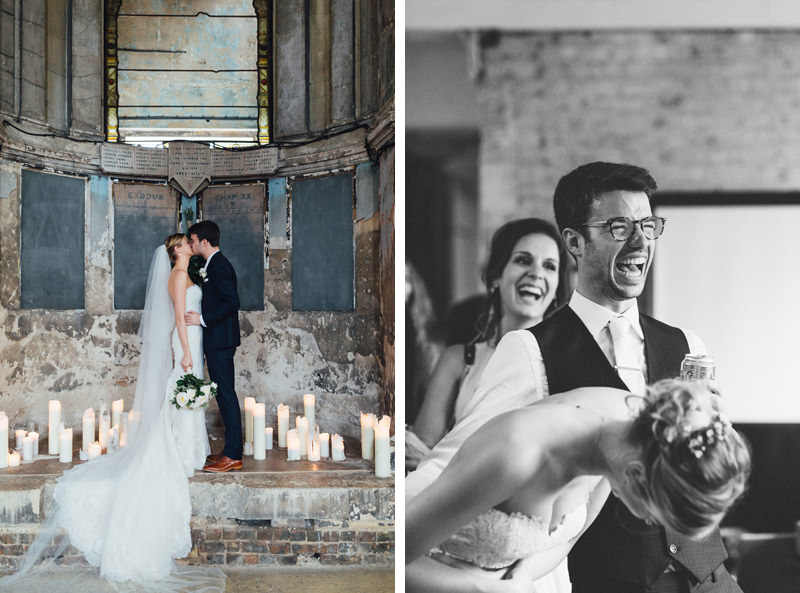 asylum friendly place wedding photographer