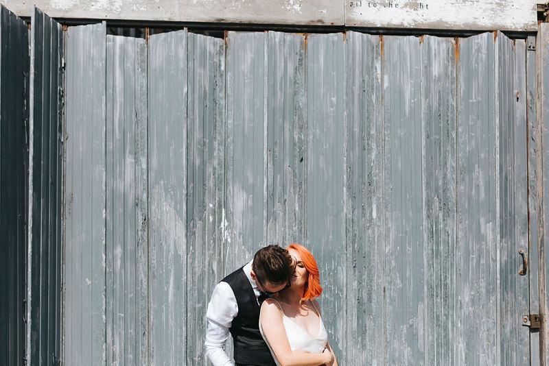 contemporary canberra wedding photographer