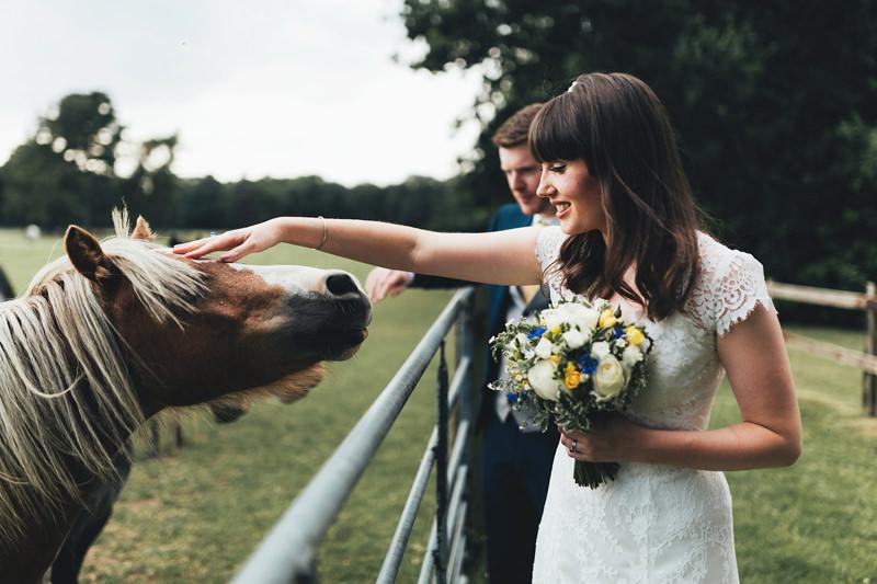 lanwades hall wedding photographer