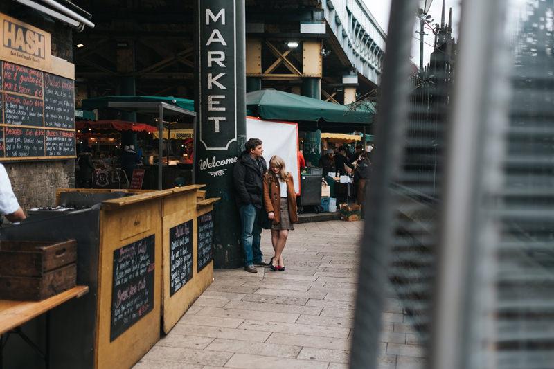 borough market engagement