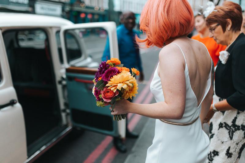 london bride taxi