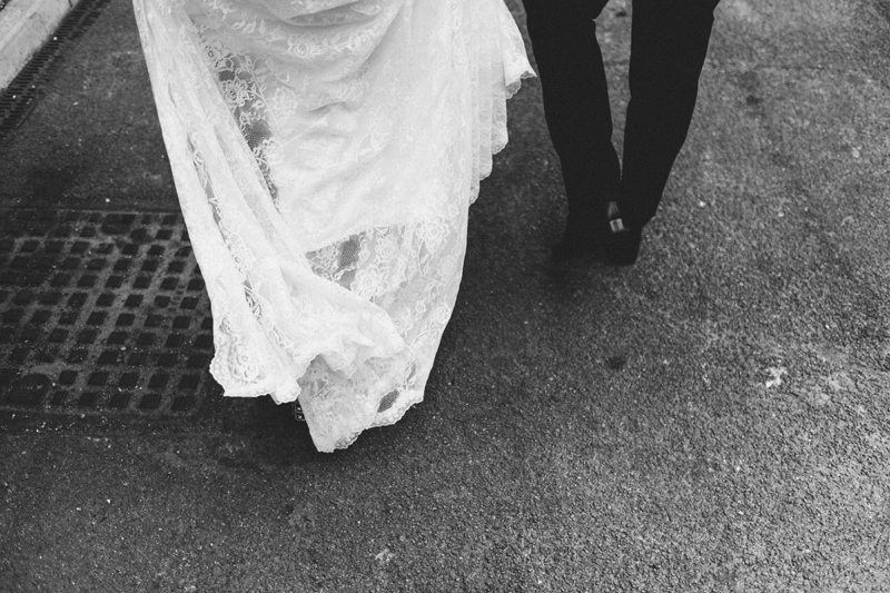 bride wearing charlie brear wedding dress captured by london wedding photographer miss gen