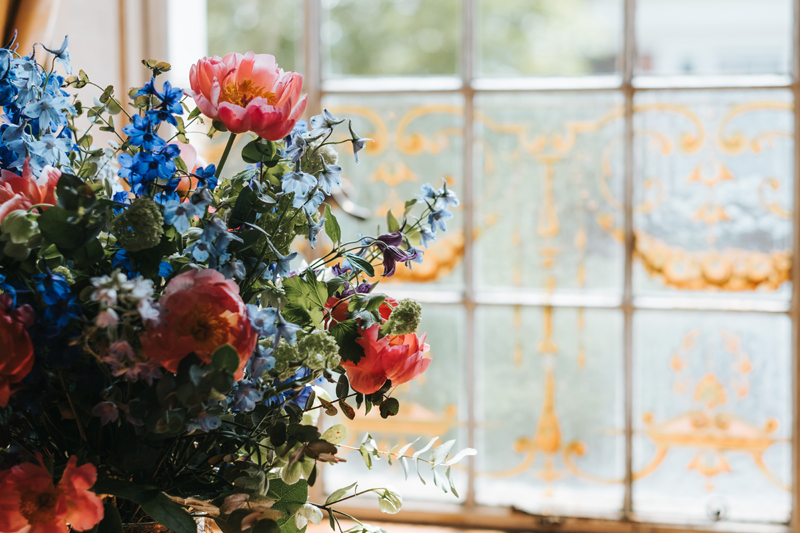 spring london wedding