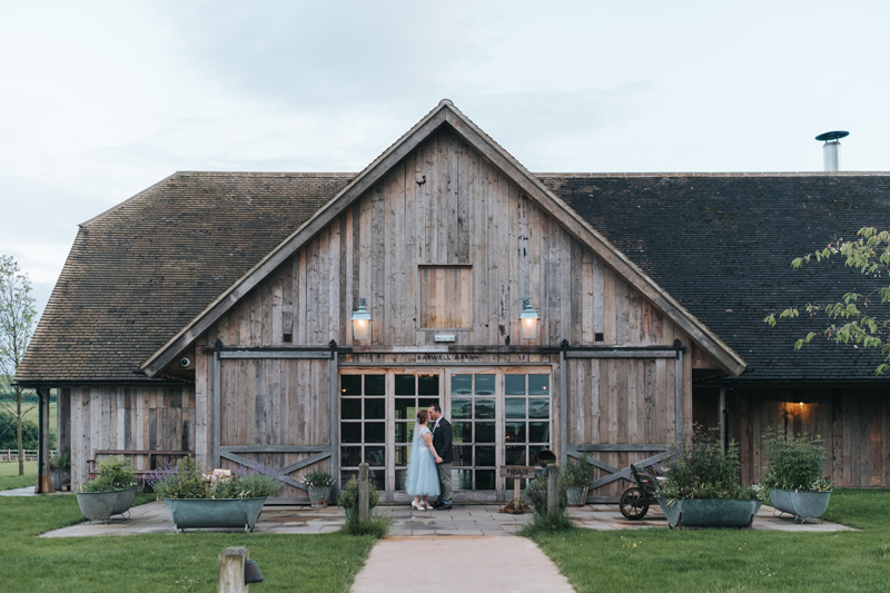 couple getting married at soho farmhouse by london wedding photographer miss gen