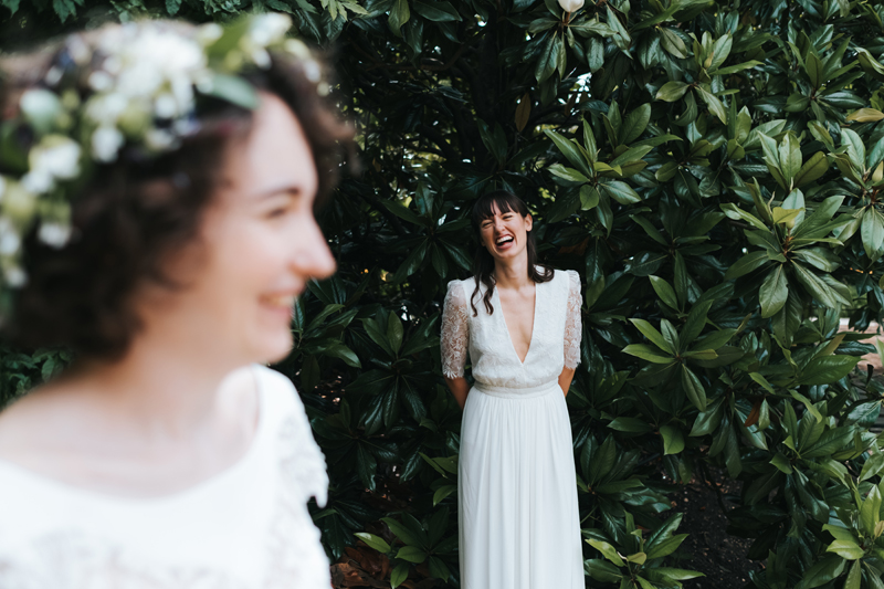 contemporary bridal portraits by natural destination wedding photographer, Miss Gen