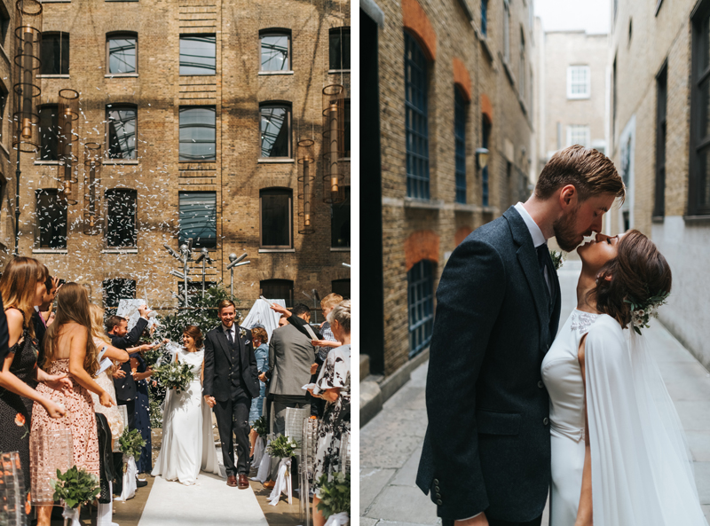modern wedding photographer london