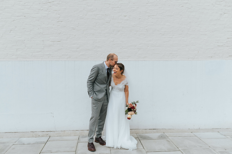 Relaxed London Wedding at Stoke Newington Town Hall & The ...