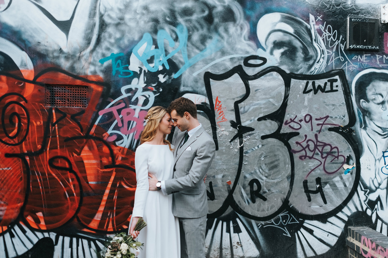 urban east london wedding