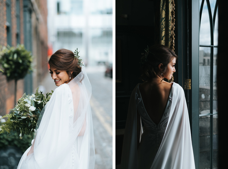 london city bride