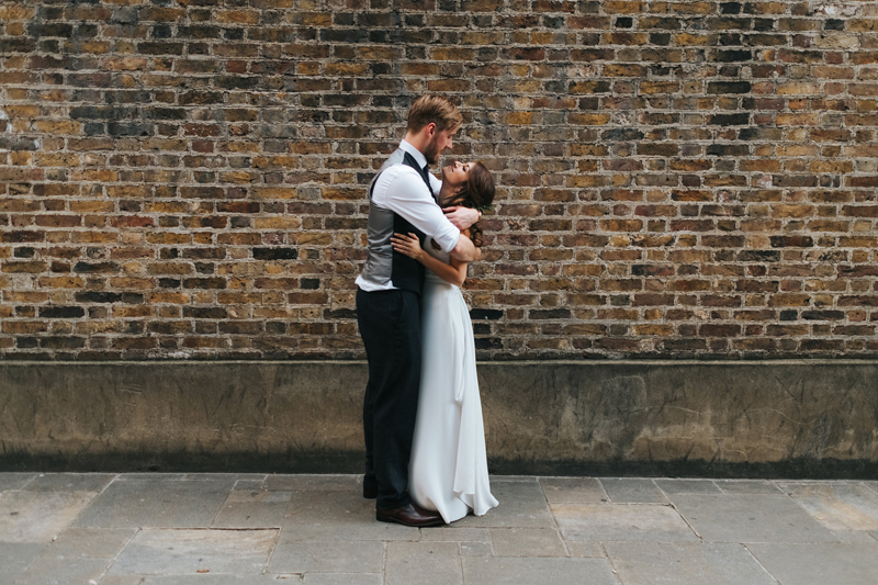 london city wedding
