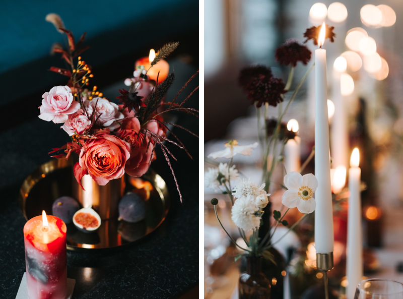 beautiful wedding styling