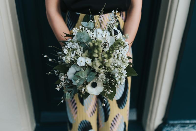 modern london bride