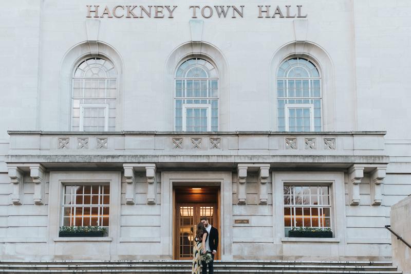hackney town hall elopement