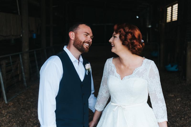 beautiful modern wedding photography