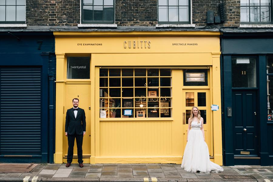 borough market wedding photographer