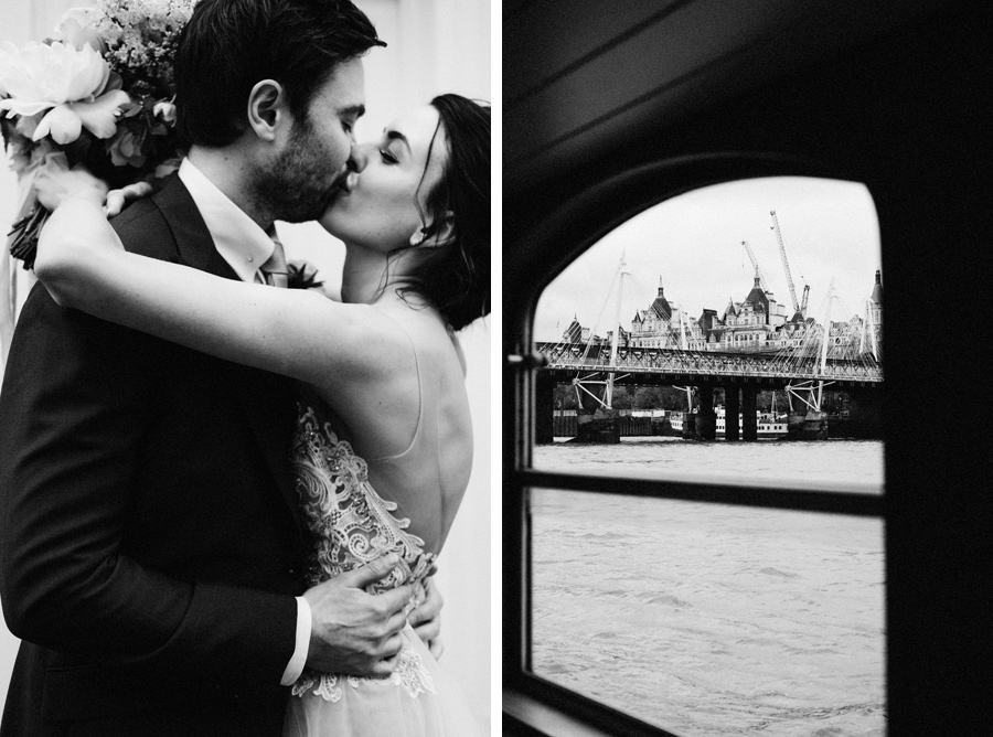 beautiful london wedding