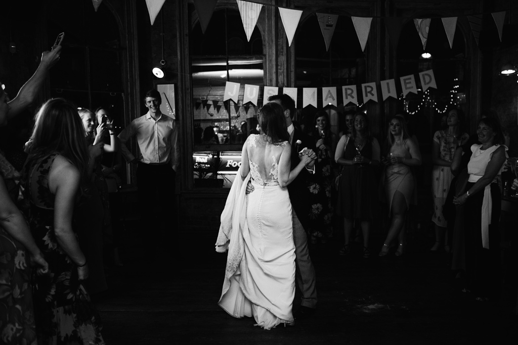 maida vale pub wedding