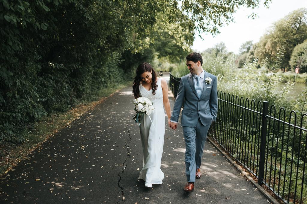 clissold park wedding photographer