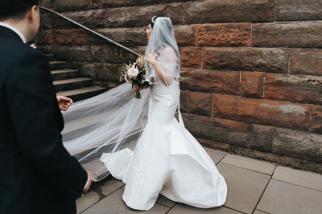 reportage style wedding photographer