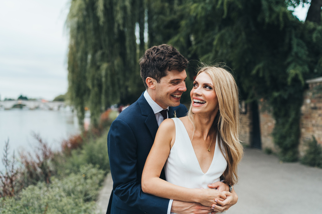 beautiful modern wedding photography