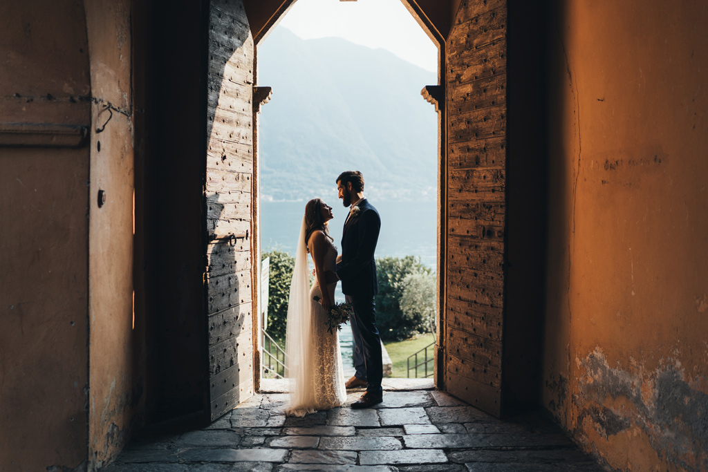 ossuccio lake como wedding