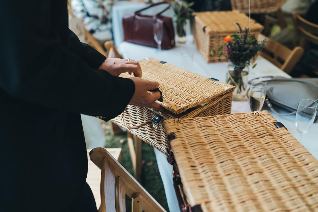 london picnic wedding