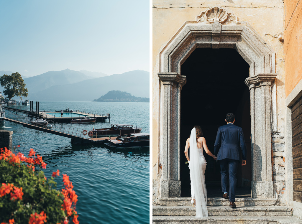 lake como elopement photographer