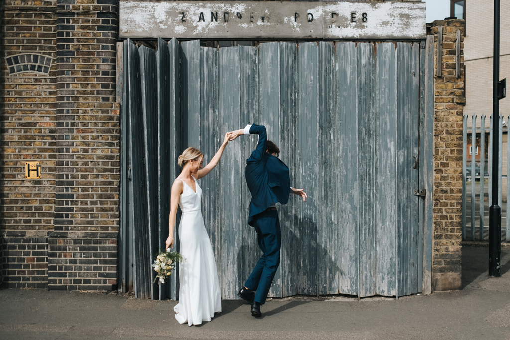 alternative wedding photographer 2