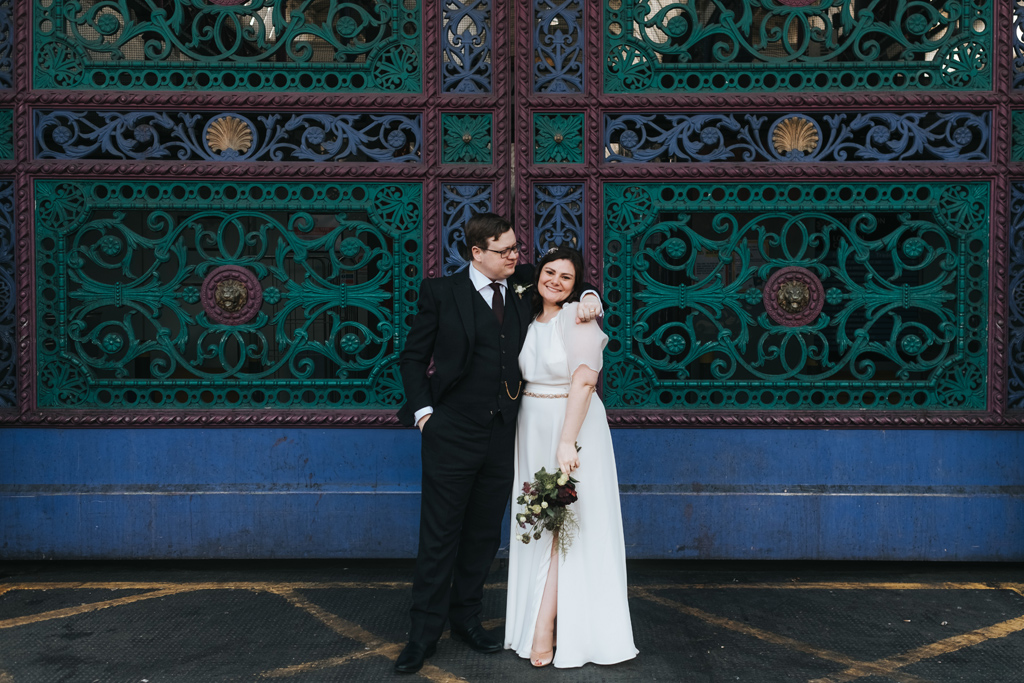 smithfield market wedding 2