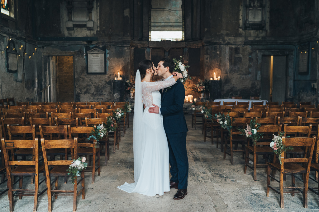 asylum chapel london wedding 2