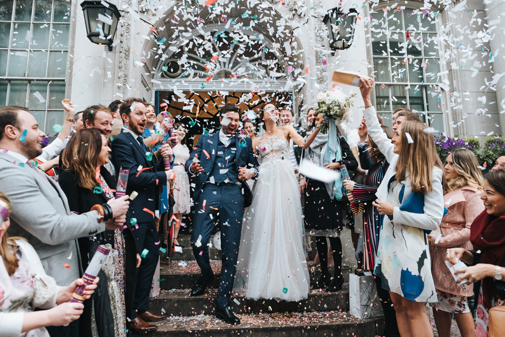 chelsea old town hall wedding 1