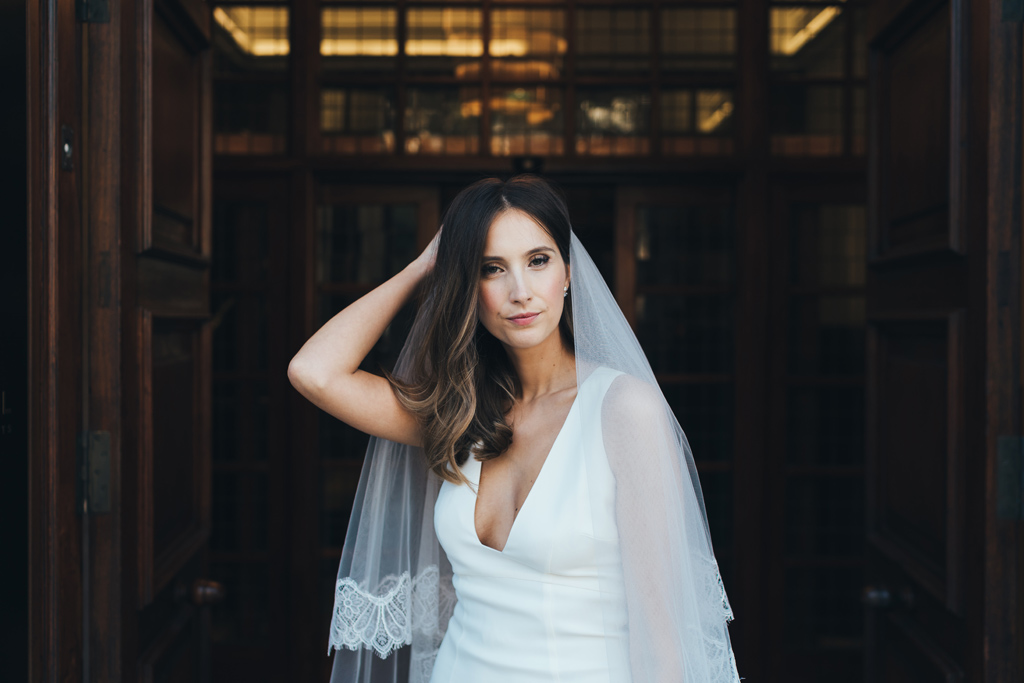 beautiful bridal portait london 1