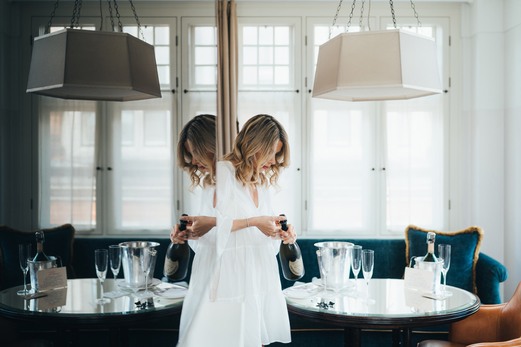 chiltern firehouse wedding photographer