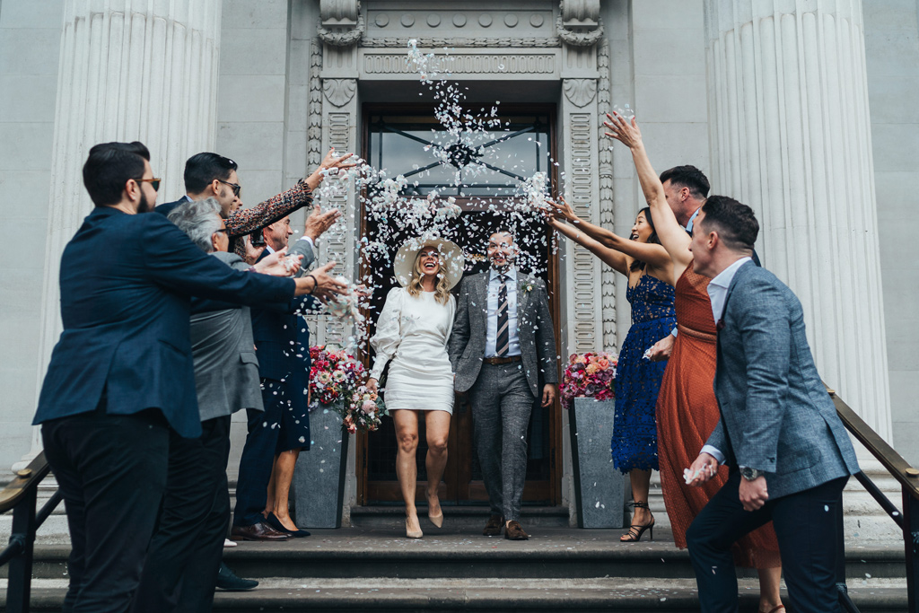 town hall wedding london