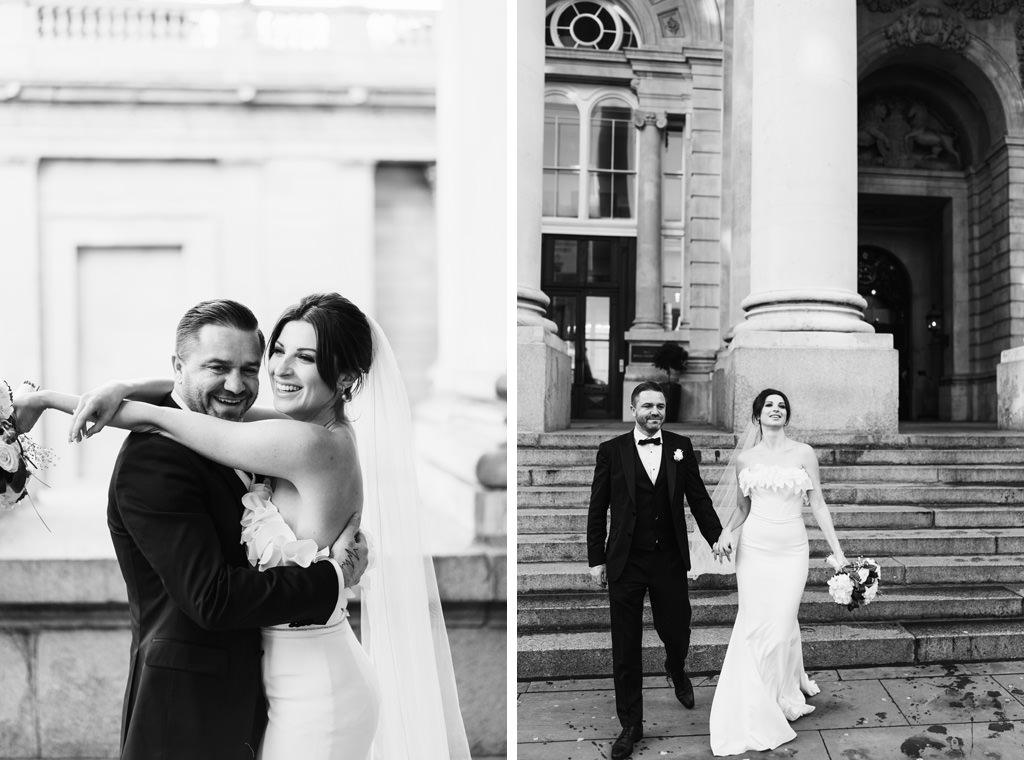 modern destination wedding photographer
